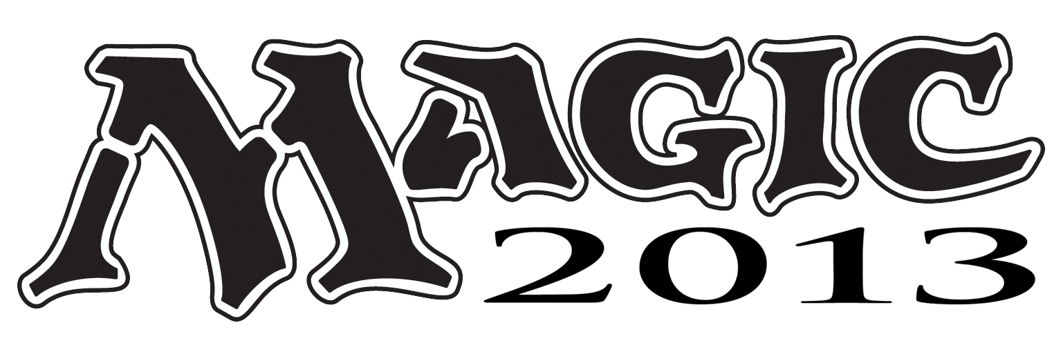 Magic 2013 - Logo