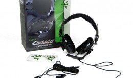 Razer Carcharias Gaming Headset Box
