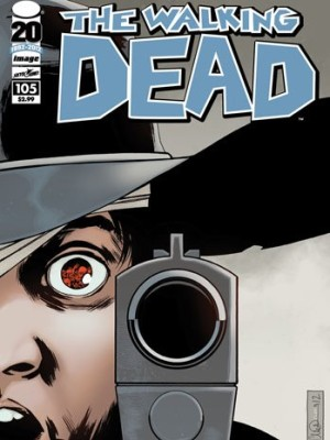 The_walking_dead_105_cover