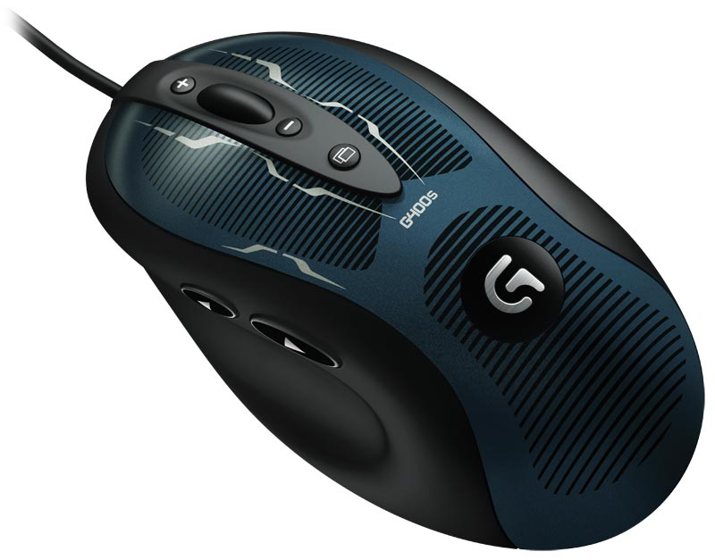 The mouse look almost as good as it feels.