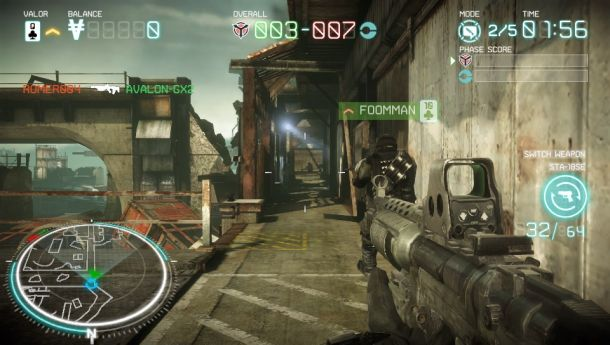 Multiplayer is fun, if not stripped down from its console counterparts.