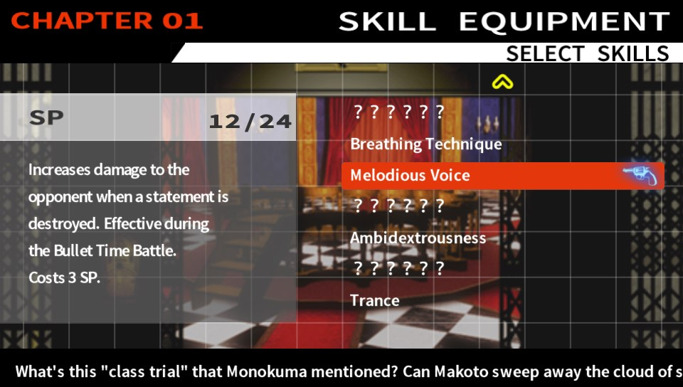 "There is a trophy called ""Ghostface Skillah"", that is reason enough to get as many skills as possible."