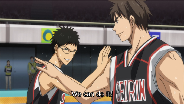 While Hyuga and Kiyoshi's relationship is pretty great...