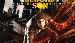 Second Son Box Art