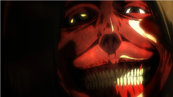 Just one of many disturbing faces of Titans.
