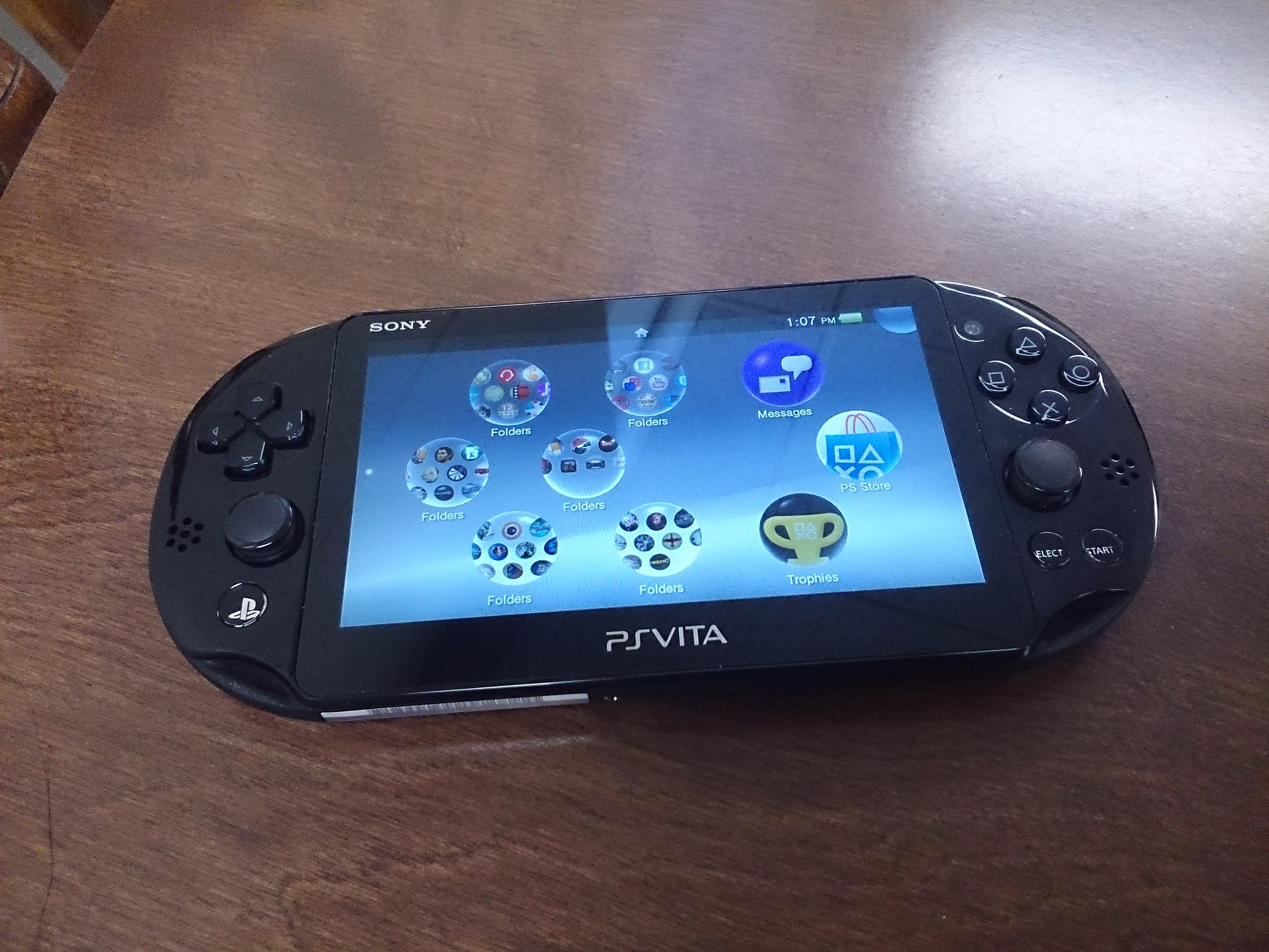Say hello to your new Vita.