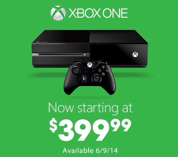 """Xbox One is Kinect"" -  Phil Spencer 2013"