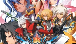 blazblue box art