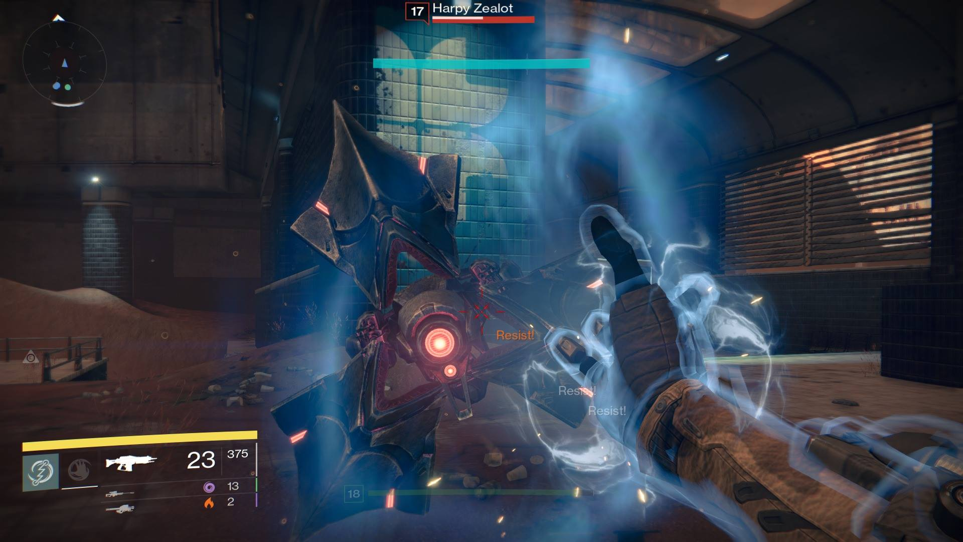 Destiny has some of the most satisfying melee attacks in any FPS.