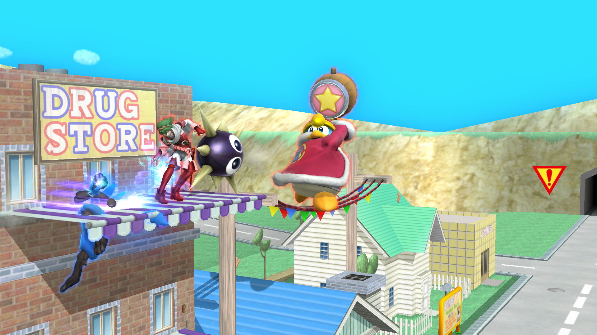 Oh King Dedede . . . ask Chris. The King rules all.