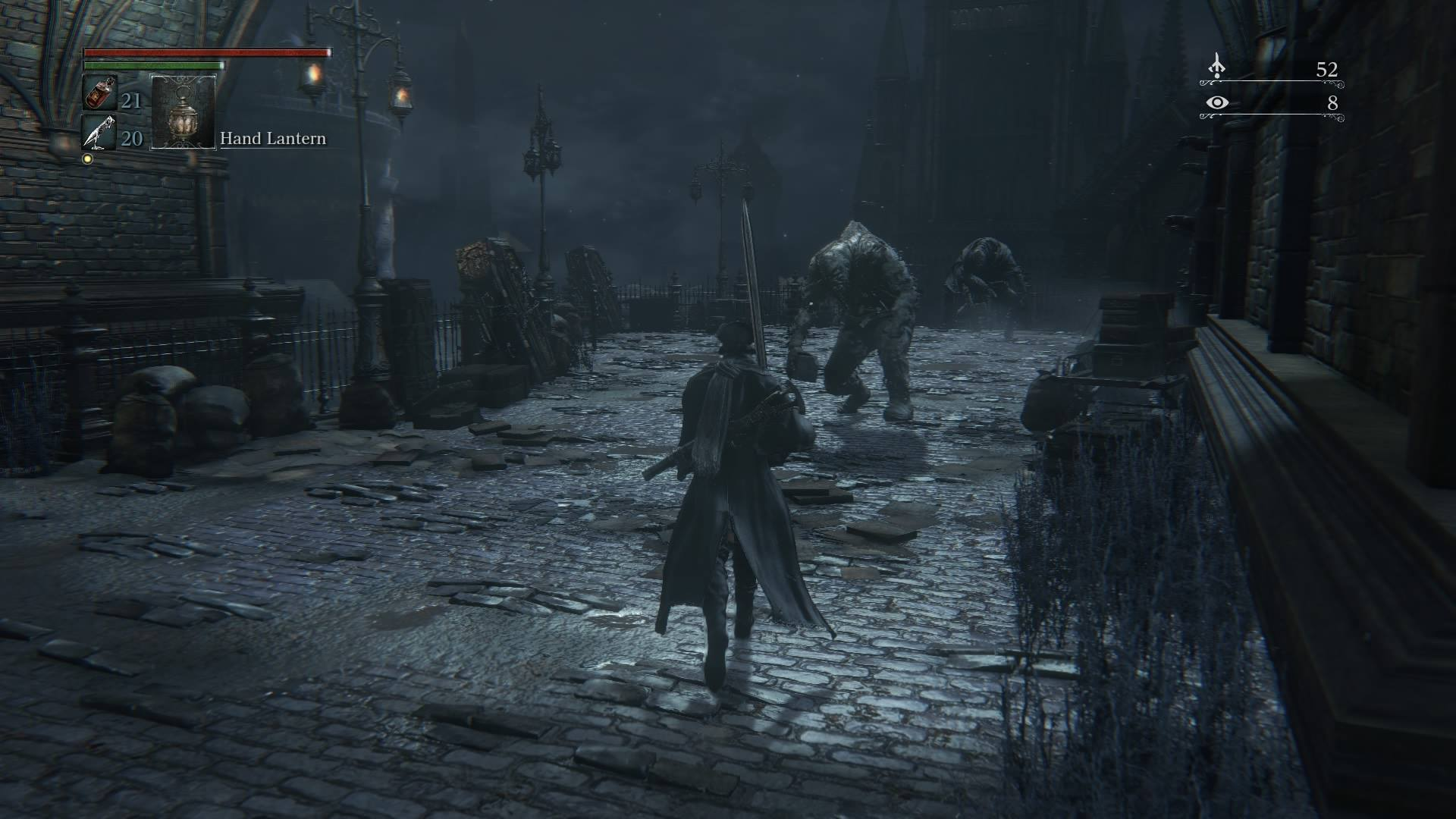 Though certainly difficult, Bloodborne is far from impossible for just about anyone.