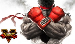 street fighter v ryu logo