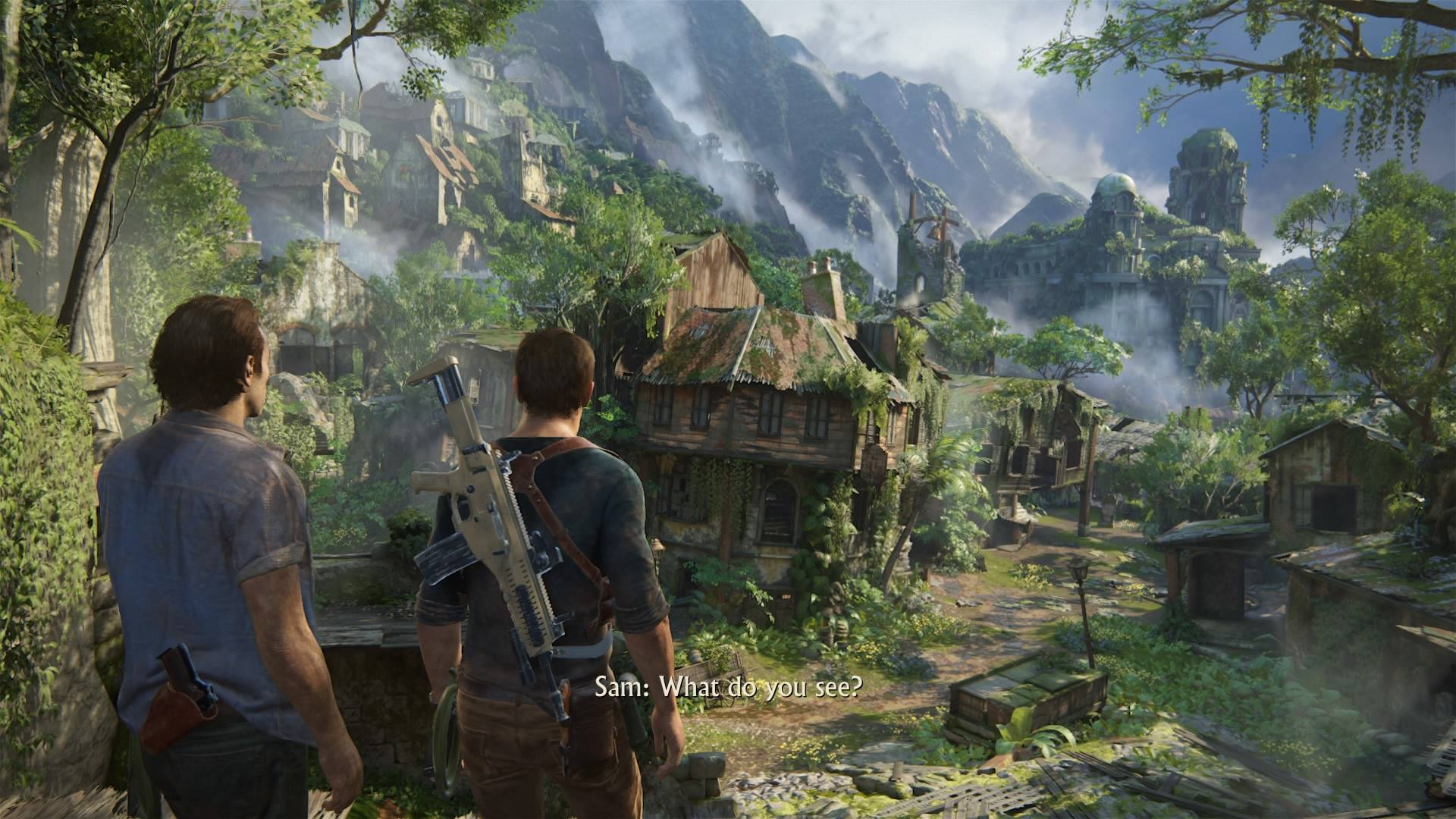 Uncharted 4 A Theif's End 1