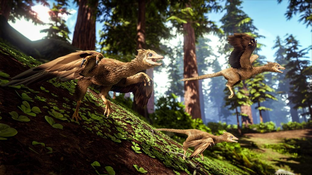 ark-survival-evolved-archaeopteryx