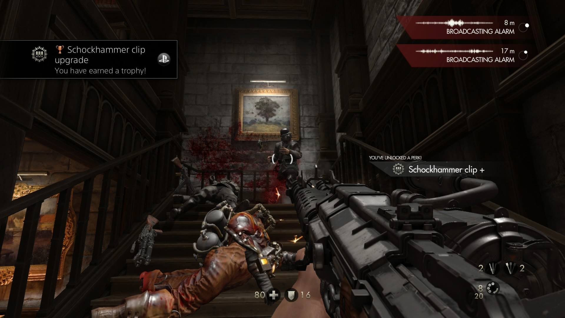 Review Wolfenstein The Old Blood Thosegamingnerds Com